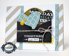 Memorabilia Wedding Card