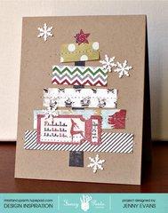 Christmas cards *Fancy Pants Designs*