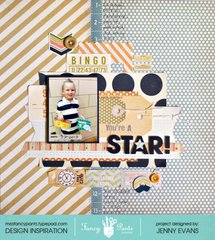 You're A Star! *Fancy Pants Designs*
