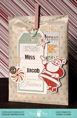 Christmas Gift Card holder *Fancy Pants Designs*