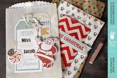 Christmas Gift Card holder *Fancy Pants Designs*