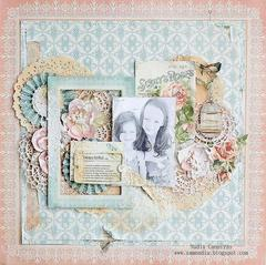 Beautiful * Scraps Of Elegance March Kit*