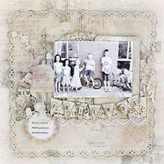 New friends *C'EST MAGNIFIQUE* February Kit with Pion Design