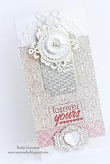 Forever Yours * Scraps Of Elegance February Kit*