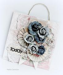 Today *Scraps Of Elegance February Kit*
