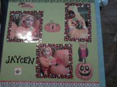 Jaycen Pumpkin Patch