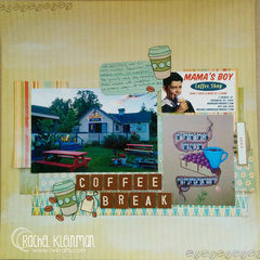 Coffee Break Layout