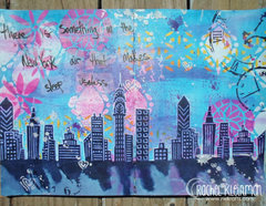 Urban Landscape Art Journal