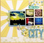 In the City by Nicole Nowosad featuring Sweet Shoppe from Lily Bee Design