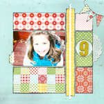 9 by Kay rogers featuring Handmade by Lily Bee