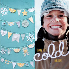 baby its COLD outside by Lisa Dickinson featuring Buttercup from Lily Bee