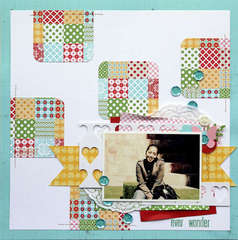 Ever Wonder by Piradee featuring Handmade by Lily Bee
