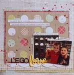 Lego Love by by Jenni Hufford