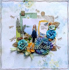 Fabulous **C'est Magnifique Kits July 2014**