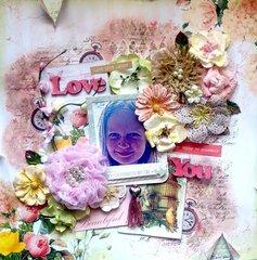 Love You **C'est Magnifique August Kit**