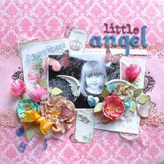 Little Angel **C'est Magnifique Kits August GDT!**