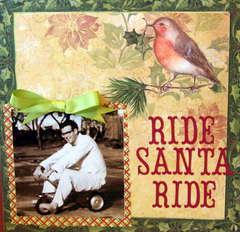 Ride Santa Ride