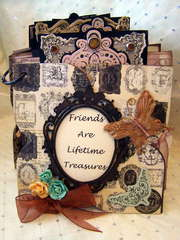 Friends are Lifetime Treasures for