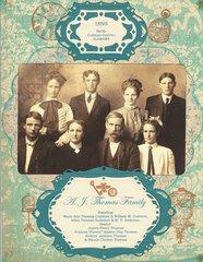 A. J. Thomas Family - 1895