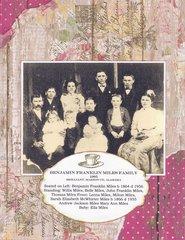 Ben Miles Family 1905