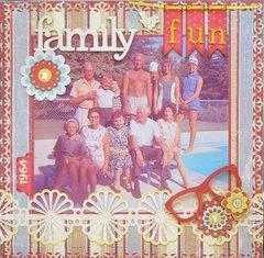 Family Fun 1964