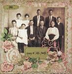 Henry W. Miles Family 1905