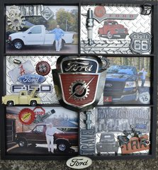 I'm a Ford Truck Man - Memory Tray