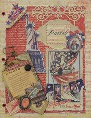 Parish Title Page - Front