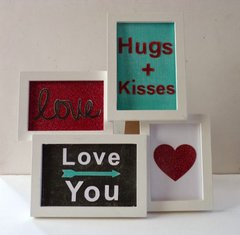 Valentine's Day home Decor **Core'dinations**