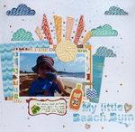 My Littel Beach Bum **IMAGINISCE**
