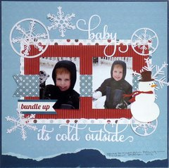 Baby It's cold Outside **CORE'DINATIONS**