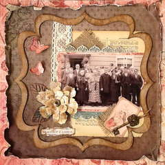 Family Vintage - ** Scraps of Elegance **