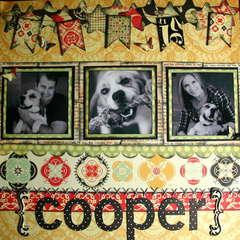 Cooper - Cosmo Cricket Circa 1934