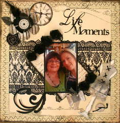 Life Moments - ** Scraps of Darkness **