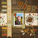 Count Your Blessings - ** Scrapbookit **