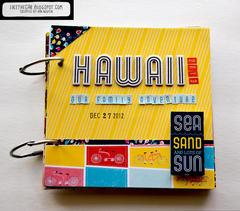 Hawaii Mini Album