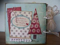 St. Nick mini book