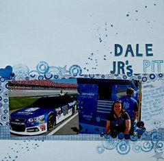 Dale Jr.'s Pit