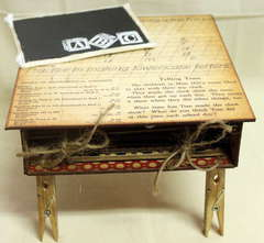 Mini Desk