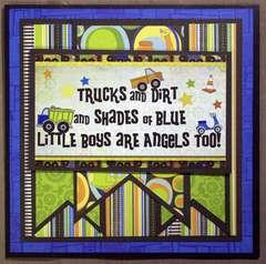 Trucks a dirt