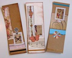 Stamp Sticker Bookmarks