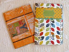 Notebooks Rustic Style