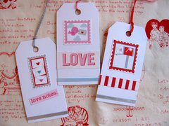 Tags for Valentine's Day