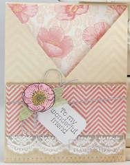 Trifold envelope