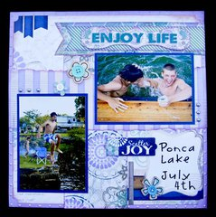 Enjoy Life Layout