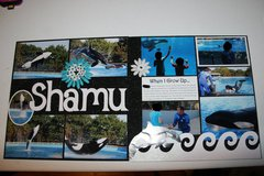 Dine with Shamu @ Sea World