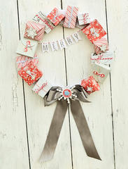Mini Gift Wreath