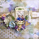Blue Fern Studios - Chipboard Tutorial Layout
