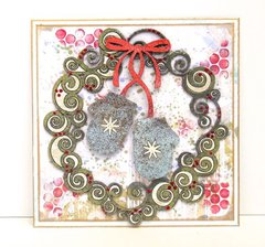 Blue Fern Studios - Christmas Card