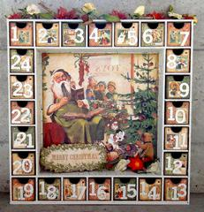 G45 Advent Calendar *** Flying Unicorn CT ***
